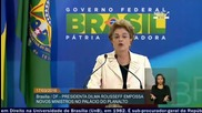 Brazil: Rousseff swears-in Lula as chief of staff despite corruption charges
