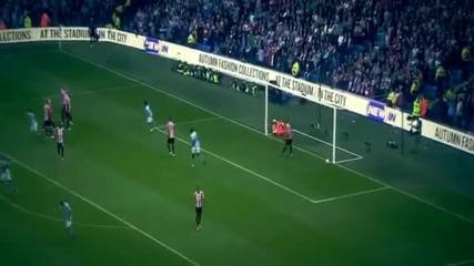 Premier League 2012 - 2013 (голове) - октомври