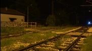 Бжк с товарен влак