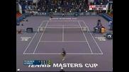 Federer Vs Ferrer - Shangai 07 Pt 8