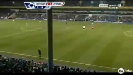 Tottenham Hotspur vs Liverpool 2 - 1