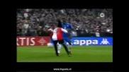 Ройстън Дренте - Новиат Играч На Реал