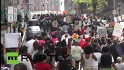USA: Thousands rally in Baltimore after police charged