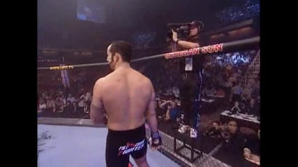 Phil Baroni vs Menne