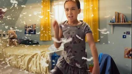 Най- лудата реклама на зърнена закуска! (dubstep)
