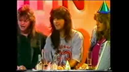 Benny Andersson & Europe On Swedish Tv Dec 1987.flv