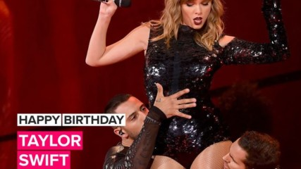 Taylor Swift turns 30: A look back at her most glorious year