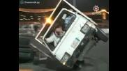 Боклуджийски камион на две гуми