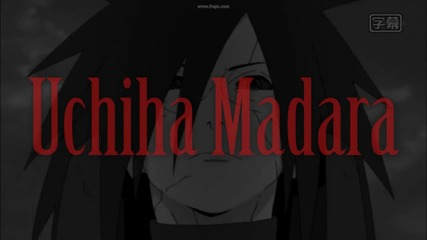 [anime Music Video] Uchiha Madara's Fight
