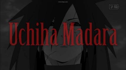 [anime Music Video] Uchiha Madara's Fight