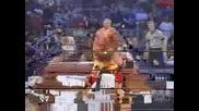Brock Lesnar Vs. Hollywood Hulk Hogan