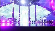 Първата репетиция на Крисия,хасан и Ибрахим в Малта - Eurovision Bulgaria