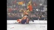 Кърт Енгъл и Крисчън срещу Острието и Мейвън [ Smackdown 05.23.2002 ]