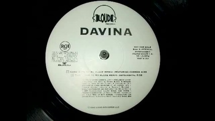Davina+ - +come+over+to+my+place+
