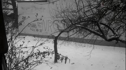 Сняг в Русе 19.12.2012 (сега е троен -_-)