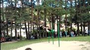 Street Workout - Турнир - Чепеларе - Александър Гръчки