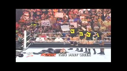 Wwe 03/09/10 Финалното изявление на Kane