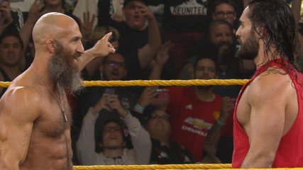 Seth Rollins and Tommaso Ciampa's hostilities continue after NXT goes off the air: WWE.com Exclusive, Nov. 20, 2019