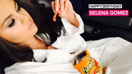 Proof that Selena Gomez is actually so relatable