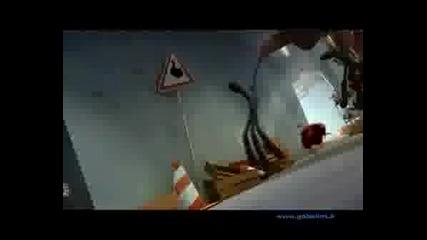 Състезание С Петли (яка Анимация)