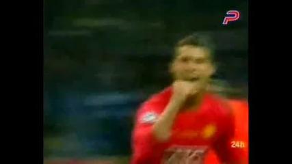 Златната Топка е при Ronaldo през 2008