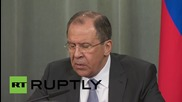 Russia: Kiev keeps on violating Minsk agreements - FM Lavrov