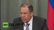 Russia: Kiev keeps on violating Minsk agreements - FM Lavrov