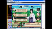 Naruto Arena - a very cool naruto online game