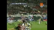 10.05 Милан - Ювентус 1:1 Винченцо Якуинта гол