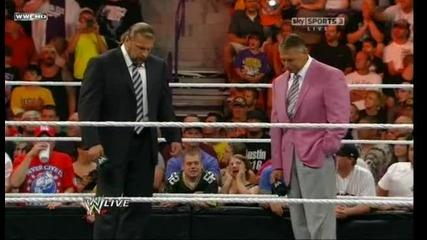 Wwe Raw мениджър