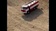 Rc Tatra 815 Firetruck