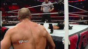 Rob Van Dam vs. Cesaro - Money in the Bank Qualifying Match: Raw, June 9, 2014