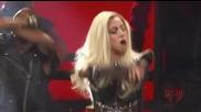 За първи път на живо!! Lady Gaga - Sheisse and Judas (live At iheartradio 2011) Hd (високо качество)
