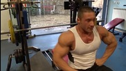 Богомил Йорданов - Тренировка за рамо и трицепс - 27.09.2015 г.