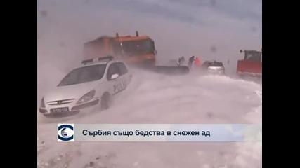 Най-малко 13 души са загинали заради студовете в Румъния за последната седмица