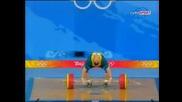 Koмпилация От Гафове На Олимпиадата В Пекин