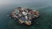 Да живееш на най-претъпкания остров на Земята !