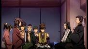 Bg Hakuouki Shinsengumi Kitan Episode 2