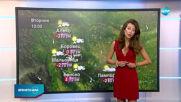 Прогноза за времето (01.03.2021 - централна емисия)