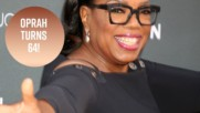 Rosé all day: What happens when it's Oprah's birthday