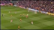 Уувърхямптън 0-3 Арсенал (11.04.2012)