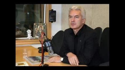 Волен Сидеров лидер на Пп Атака в Седмицата на Дарик. Тв Alfa - Атака 19.07.2014 г.