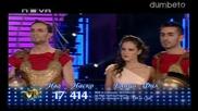 Vip Dance - Контемпорари - Ива, Наско, Елица и Фил