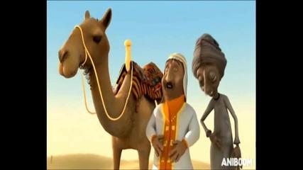 Мираж в пустинята (смях)