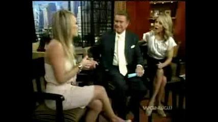 Hillary Duff Говори За България