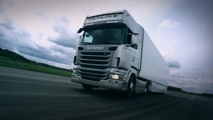 Scania Driver Competitions 2012