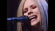 Avril  lavigne  my Happy Ending  (live)