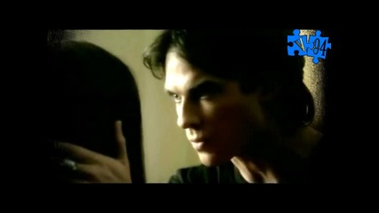 Damon and Elena - Stay With Me [остани с мен]
