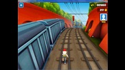 first game play subway surf mr