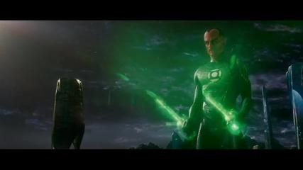 Зеленият фенер (трейлър 2)